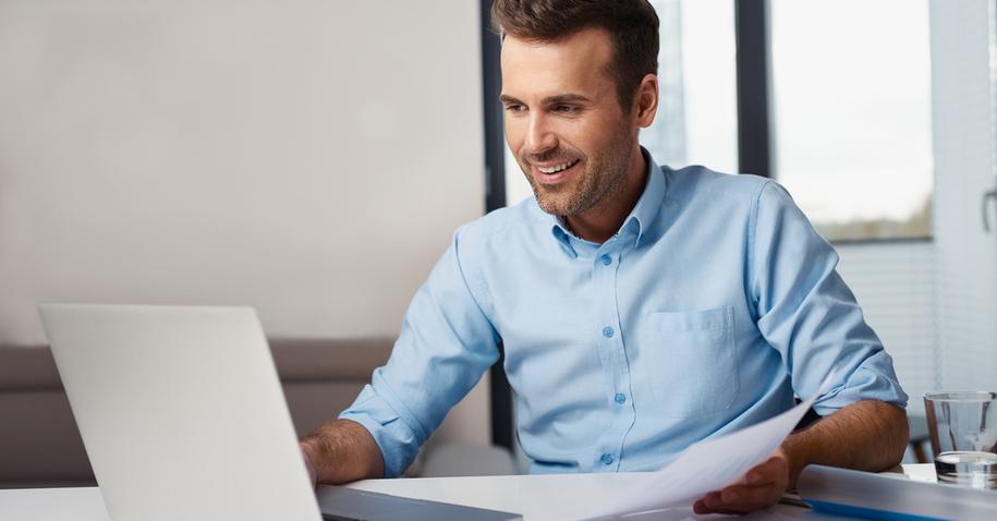 Empréstimo online é rápido e seguro