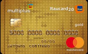 cartão mstercard multiplus gold
