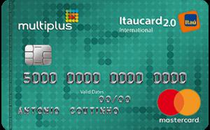 Cartão Multiplus Internacional Mastercard