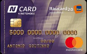 N Card Internacional Mastercard