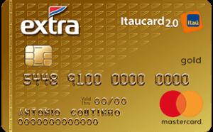 Cartão Extra Itaucard Gold 2.0