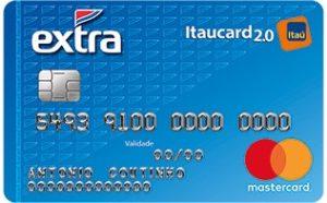 Extra Itaucard 2.0 Mastercard