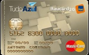 Tudo Azul Itaucard 2.0 international mastercard