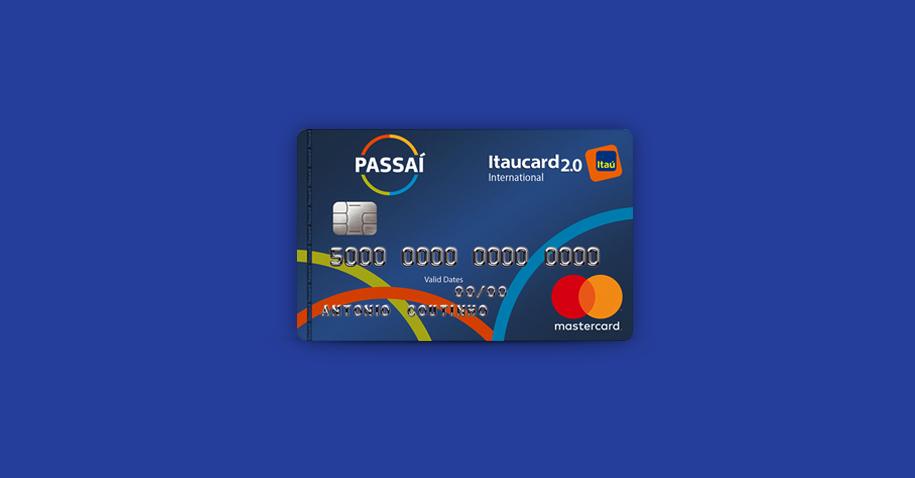 Cartão de crédito Passaí