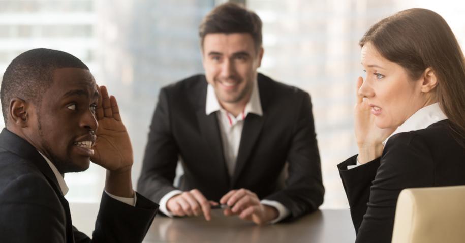 nao-falar-entrevista-emprego