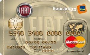 Cartão Fiat