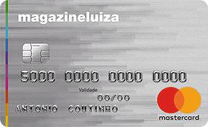 Cartão Magazine Luiza Mastercard