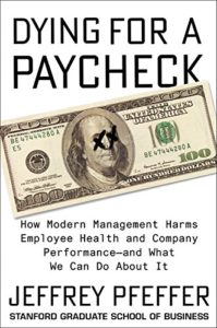dying-for-a-paycheck-livro