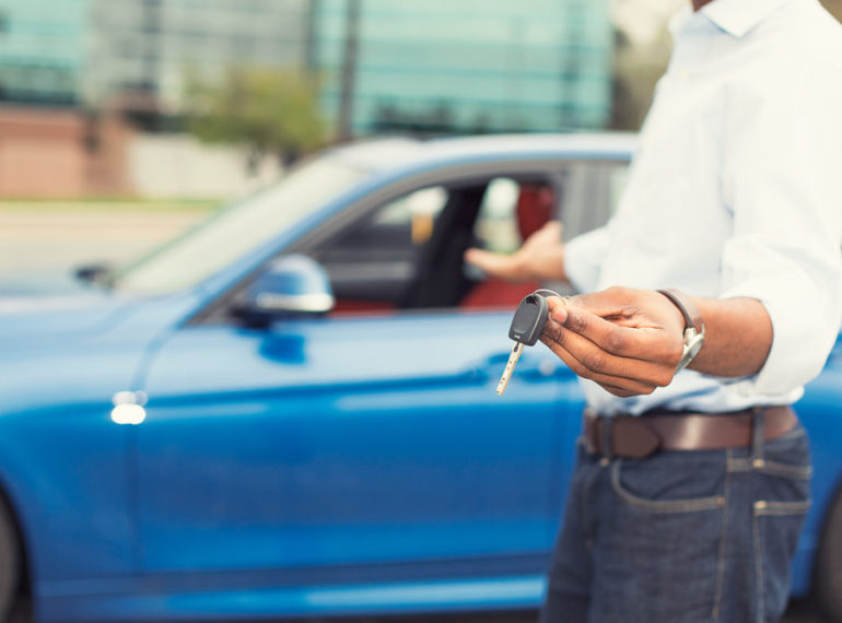 compra e venda carro usado