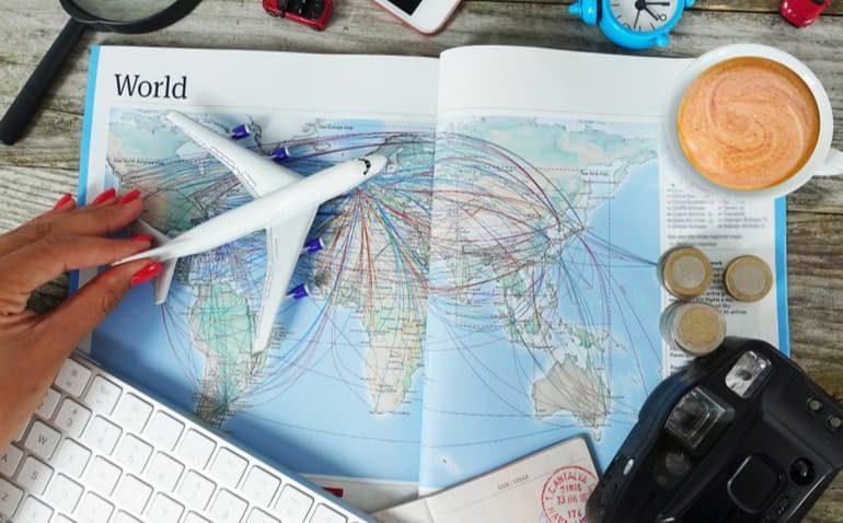 economizar em viagens