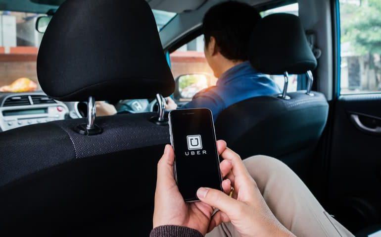 calcular tarifa do Uber