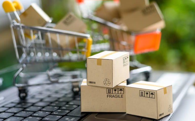 comprar os produtos mais vendidos na internet
