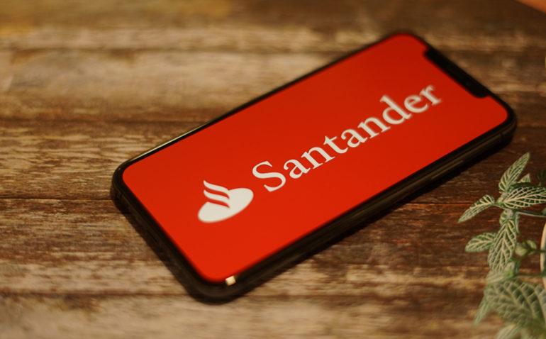 Conta corrente e cartão Santander