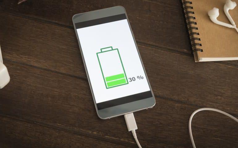 Como economizar bateria do celular