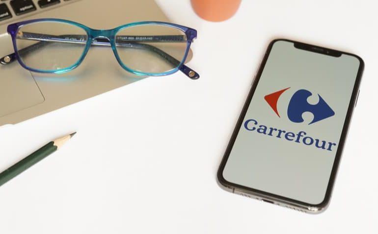 fatura Carrefour