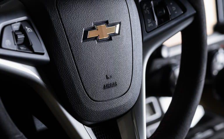Chevrolet-Financiamento
