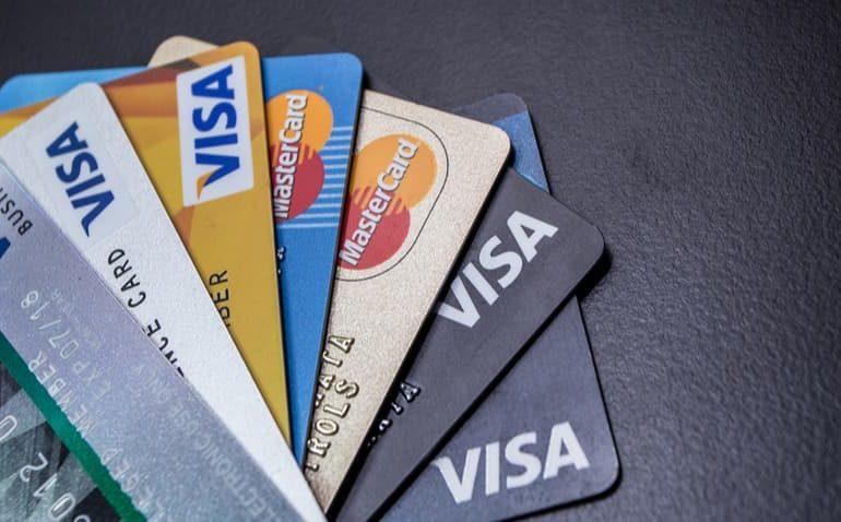 Cartão Visa e Mastercard Bradesco