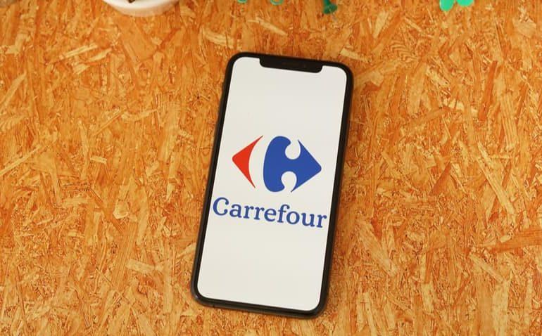 Sinal Verde Carrefour